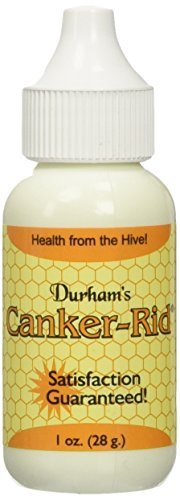Canker-Rid - Get Immediate Relief and Heal Canker Sores - Restore Your Quality of Life today - GUARANTEED!