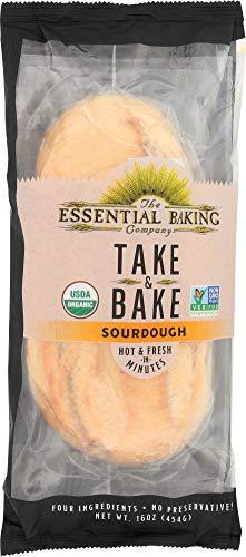 Essential Baking Company (NOT A CASE) Organic Take & Bake Sourdough Bread