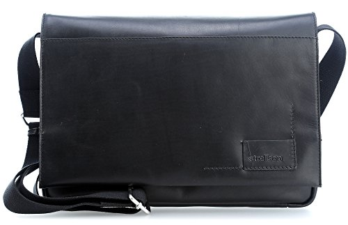 Strellson Ickenham 13'' Laptop Messenger schwarz