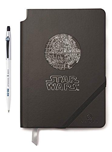Cross AT0625SD-24/1 - Bolígrafo y cuaderno, diseño Star Wars