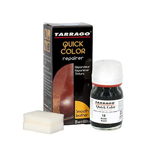 Tarrago Quick 25 ml - Tintes unisex para adulto, Negro (Black (Black 18)), M-L