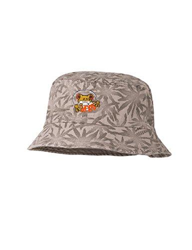maximo Jungen Hut, Waschstoff Mütze, Mehrfarbig (Khaki-felsen 64), 49 cm