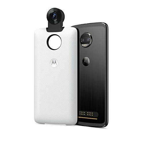 モトローラ Moto 360 カメラ Moto Mods ホワイト 国内正規代理店 ASM360CMWHAP