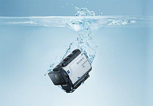 Sony HDR-AS300R Full HD Action Cam mit RM-LVR3 Live Remote Fernbedienung weiß - 27