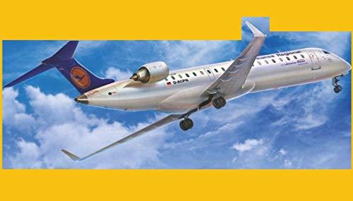 Big Planes Kits BPK 14407 - Bombardier CRJ-700 Lufthansa Regional Company 1/144 Scale Model kit