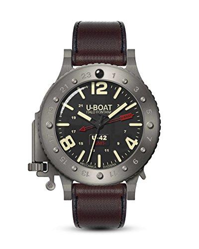 U-Boat 8095 U-42 GMT Titan Automatik 50 mm