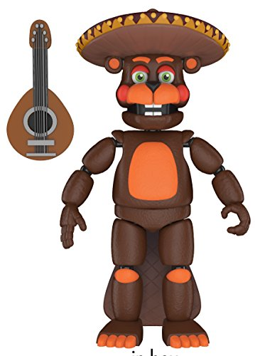 Funko Five Nights at Freddy's Pizza Simulator - El Chip Collectible Figure, Multicolor