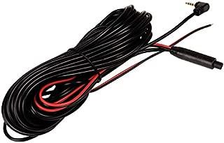 9 Metros TOOGOO Cable de Extensi/óN de Lente Trasera de 5 Pines 5 Hoyos Cable de Extensi/óN de Lente Trasera para Grabadora de Conducci/óN C/áMara de Visi/óN Trasera GPS