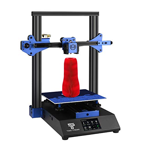 Two Trees 3D Printer Bluer High Precision DIY Printer Auto Leveling Resume Print Resume Power Failure Large Plus Size 235x235x280mm