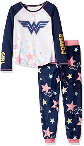Wonder Woman Big Girl Poder Conjunto de pijama