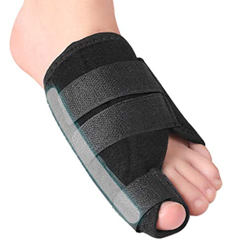sdfkj Big Toe Splint Corrector For Foot Valgus Treatment Auxiliary Surgery Recover Preventing Arthritis Gout Pain Relief Anti Slip Adjustable Applicable All People 3Pairs 0122 (Size : M)