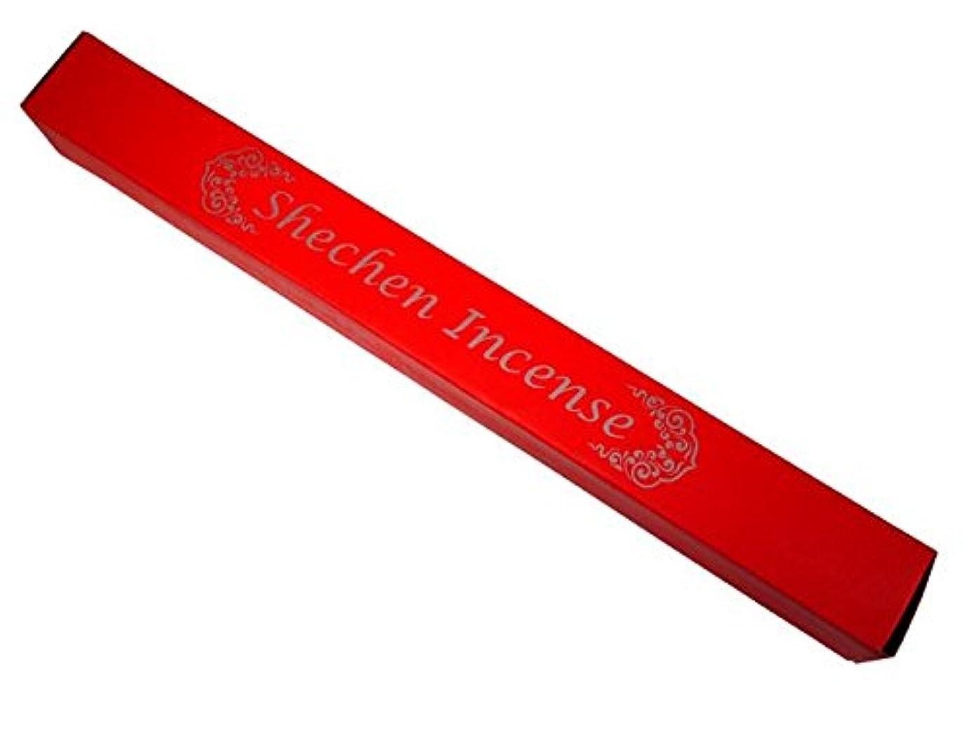 マウント分解する大胆シェチェンモナストリ チベット仏教寺院シェチェンモナストリのお香【Shechen Incense RED】