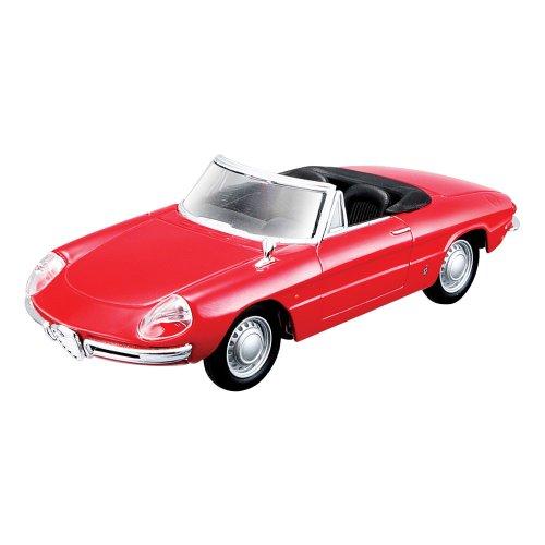bester Test von alfa romeo spider Bburago 1564321115643211-Alfa Romeo Spider, 1966, 1:32