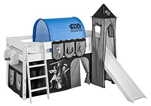 Lilokids Tunnel Star Wars The Clone Wars - für Hochbett, Spielbett und Etagenbett