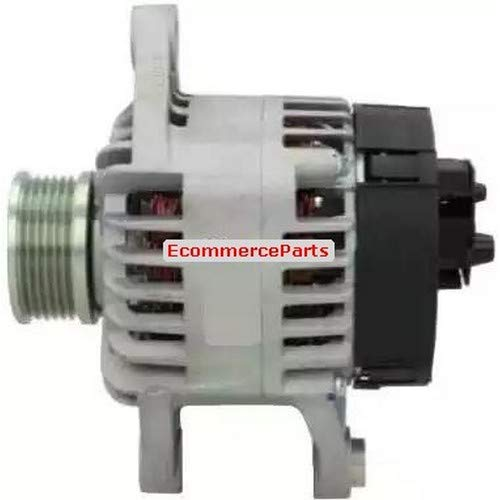 Alternatore DENSO 9145374903197 EcommerceParts Tensione: 12 V, Alternatore-Corrente carica: 105 A, ID-Tipo spina: PL106, Ø: 61,5 mm, N° scanalature: 6