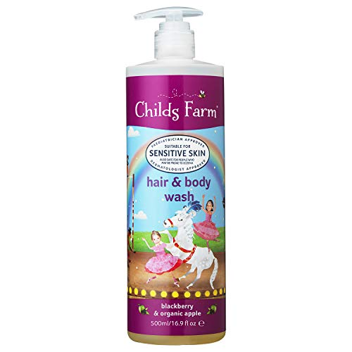 Childs Farm Hair & Body Wash Blackberry & Bio Apple 500 ml