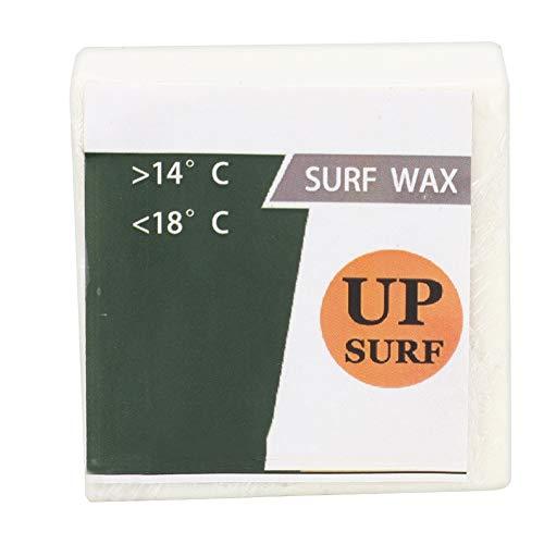 Keenso Surfing Surfboard Wachs, kühl, kalt, tropisch, warm, quadratisches transparentes milchweißes Surfing Anti-Rutsch-Wachs Surf Tool(Base Wax)