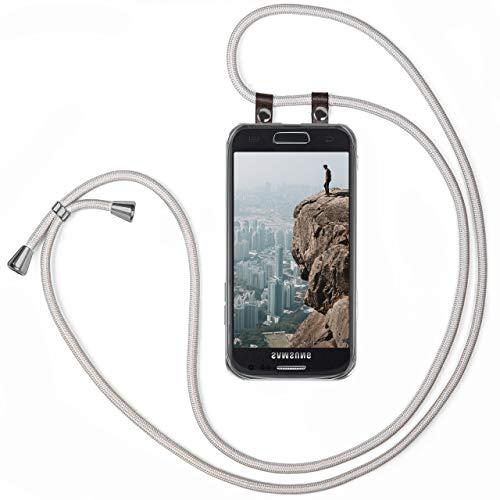 moex Cadena de teléfono compatible con Samsung Galaxy S3/S3 Neo, funda de...