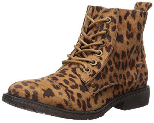 Billabong Women's Willow Way Boot Fashion, Cheetah, 8 M US