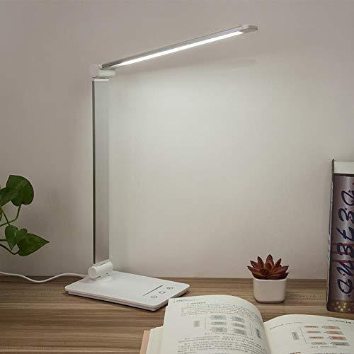 Lámpara de escritorio LED de aprendizaje Lámpara de escritorio de escritorio de protección de ojos USB Lámpara de escritorio de lectura creativa minimalista