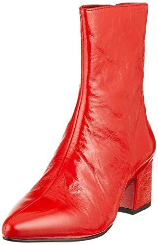 Vagabond Damen MYA Stiefeletten, Rot Red 40, 41 EU