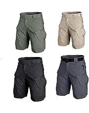 2021 Opgewaardeerde waterdichte tactische shorts, Urban/Outdoor Tactical Shorts voor heren, voor Combat Outdoor Hiking (3XL, Leger groen)