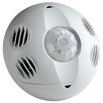 Leviton OSC10-M0W Ceiling Mount Occupancy Sensor White
