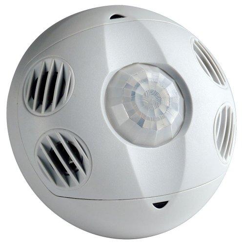 Leviton OSC10-M0W Ceiling Mount Occupancy Sensor, White