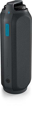 Philips BT7700B/00 Tragbarer kabelloser Lautsprecher (Bluetooth, Powerbank, Spritzwassergeschützt, 16W) schwarz