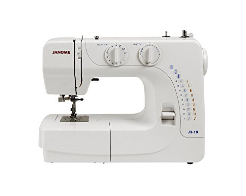 Máquina de coser Janome J3-18