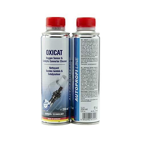 OXICAT- Oxygen Sensor & Catalytic Converter Cleaner-Engine, Fuel & Exhaust- Pack of 2