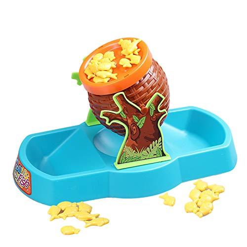 LYY Spaß Interaktiv Fun Puzzle Elternkind Interaktion Battle Balance Aquary Tank Party Kinder Handauge Koordination Partei Frühe Bildung Spielzeug Geschenk Die Beste Wahl für Kinder