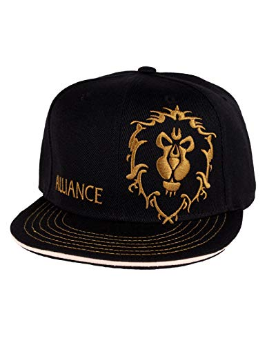 Cotton division Casquette World of Warcraft - Alliance Logo
