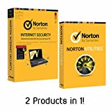 Norton Internet Security 2013 & Norton Utilities Bundle (for up to 3 PCs)