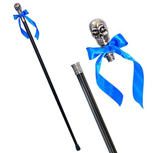 papapanda Totenkopf Skull Gehstock für Ciel Black Butler Kuroshitsuji