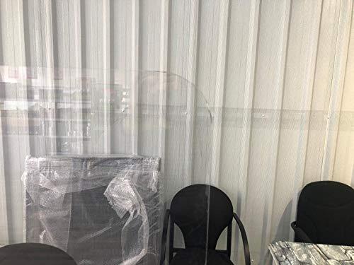 IRONLUX Mampara Policarbonato Transparente de 5mm de Espesor ...