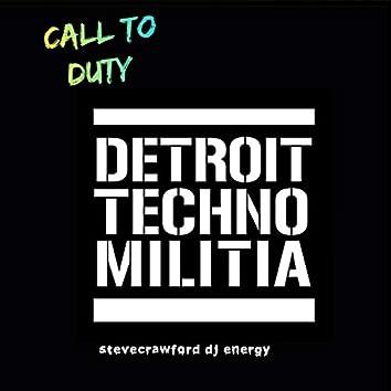 Call to Duty Detroit Techno Militia