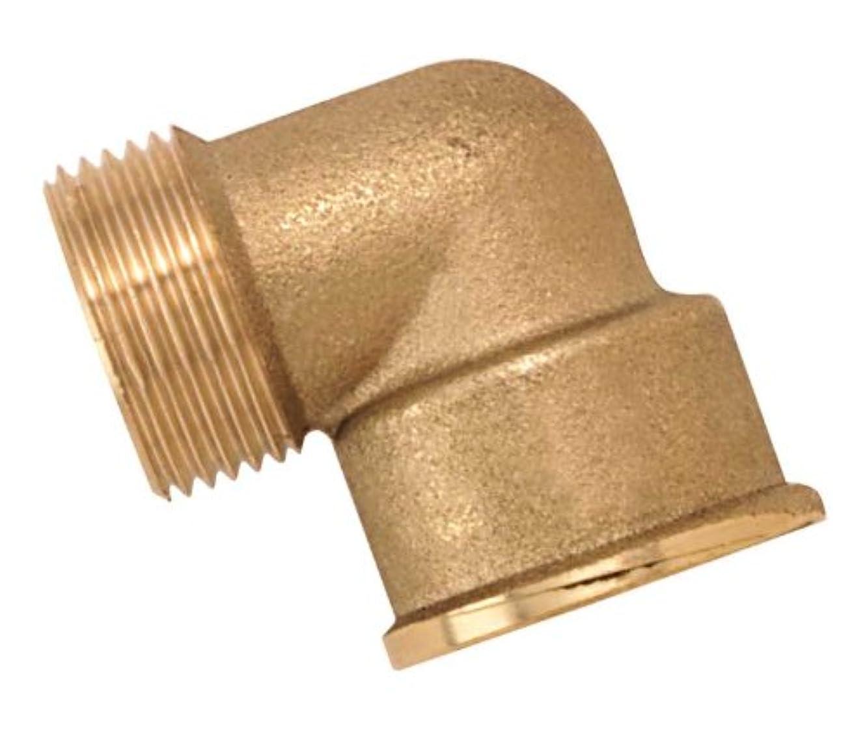Boutt 3142528 Elbow Male-Female, Brass 05 x 10