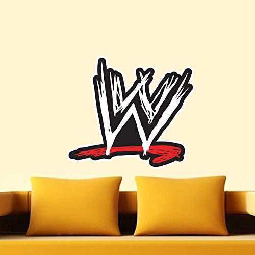 """Wrestling WWE removable wall decal 23"""""""