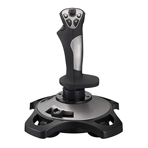 3D-PC-Joystick, USB-Gamepad für drahtlose Gamecontroller mit Vibrationsfunktion für PC/Laptop Windows XP / 7/8/10