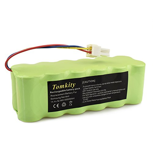POWERGIANT 14.4V 3.0Ah NIMH SR8875 Batterie pour Samsung Navibot DJ96-00136B DJ96-00113C DJ96-00113A DJ96-0083C SR8857 SR8840 SR8855 SR8845 SR8825 SR8846 SR8895 SR8847