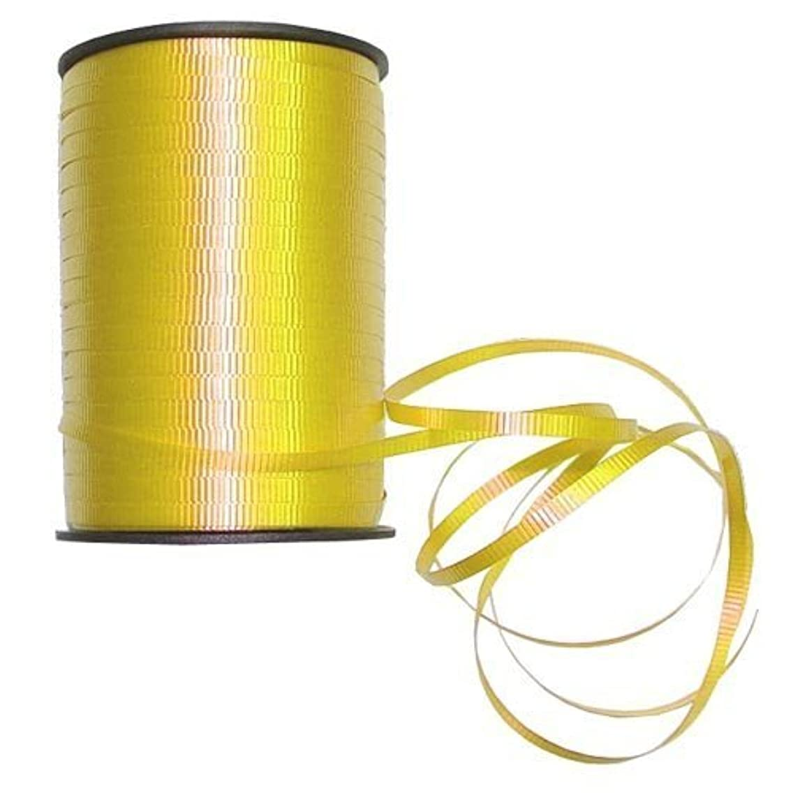 500 yd. Yellow Curling Ribbon