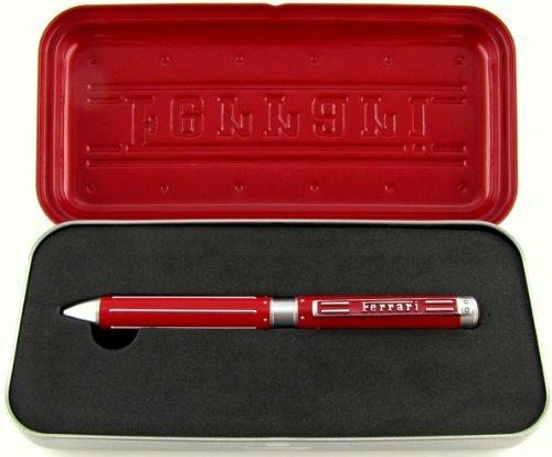 Ferrari - Kugelschreiber - Geschenkbox - Kugelschreiber von Ferrari - Schriftfarbe: schwarz - AKTION nur für kurze Zeit!