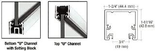 Best stainless steel glazing u channel Reviews