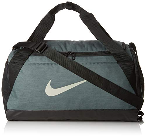 Nike Unisex-Erwachsene NK BRSLA S DUFF Klassische Sporttaschen, Mehrfarbig (Mnrlsprc/Blck/Sprcfg), 24x15x45 centimeters