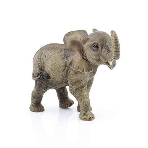 Leonardo African Elephant Collectable Ornament Figure Gift Present New In Box