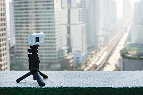 Sony FDR-X3000R 4K Action Cam mit BOSS Live View Remote Fernbedienung – weiß - 42