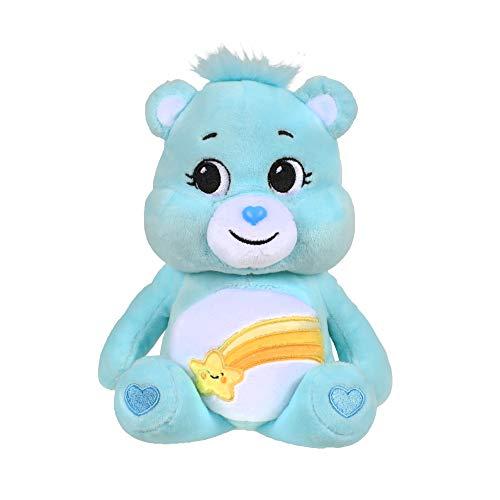 Care Bears - 9' Bean Plush - Wish Bear - Soft Huggable Material!