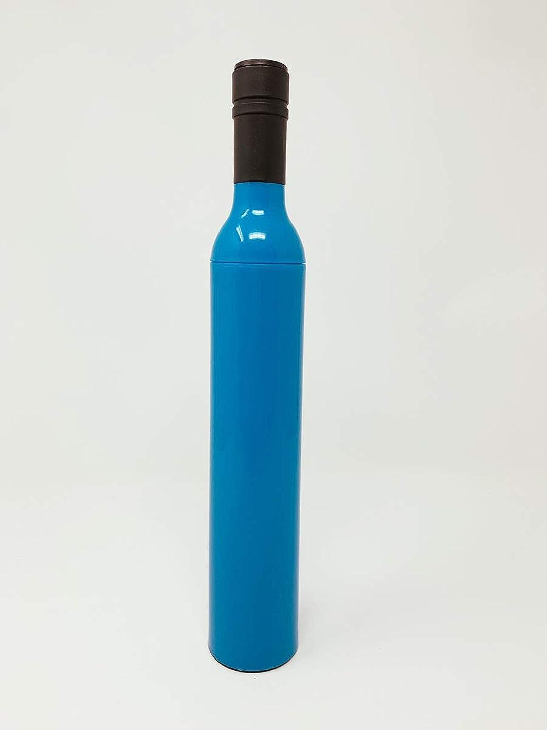 農民免疫するトラップUN-BOTTLE 折り畳み傘 日傘 超軽量 ファッション 傘 かわいい おしゃれ 傘 高性能折りたたみ傘?携帯性抜群?収納ケース付き まるでワインボトル 梅雨 対策 永久保証付き