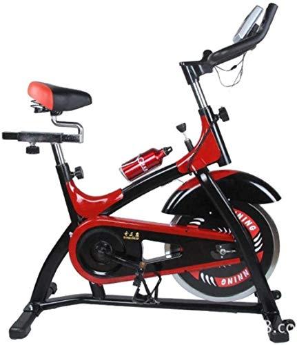 Ciclismo al coperto Esercizio Bike Spin Bike Studio Cicli Macchine Esercizio A Bordo Computer Legge Velocità Distanza Tempo Calorie Pulse